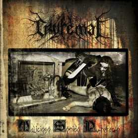 CRYFEMAL - Malicioso Sonido Putrefacto . CD