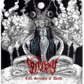 DO SKONU - Cold Streams of Death . CD