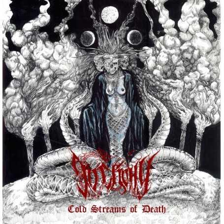 DO SKONU - Cold Streams of Death . CD