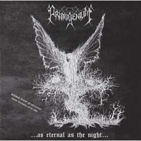 PRIMIGENIUM - As Eternal as the Night . CD
