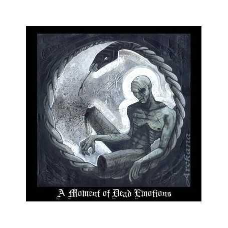 NAHAR - A Moment of Dead Emotions . CD
