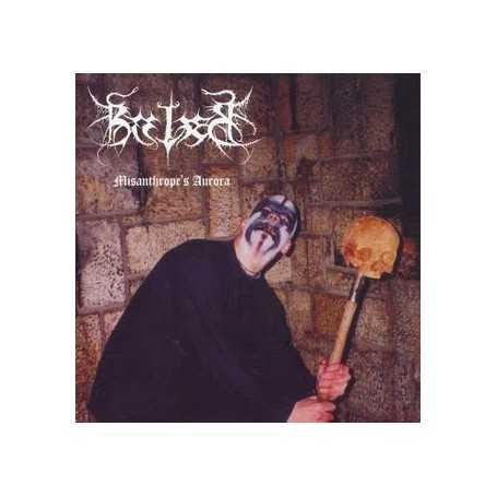 BEELZEB - Misanthrope's Aurora . CD