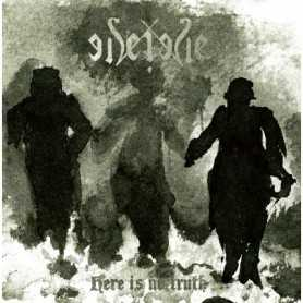 SEIDE - Here is no Truth . CD