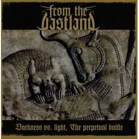 FROM THE VASTLAND - Darkness vs Light, The Perpetual Battle . CD