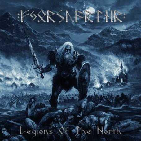 FJORSVARTNIR - Legions Of The North