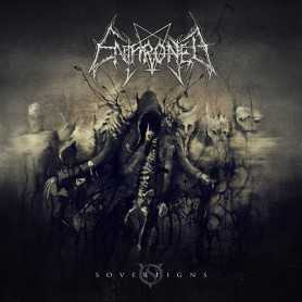 ENTHRONED - Sovereigns . CD
