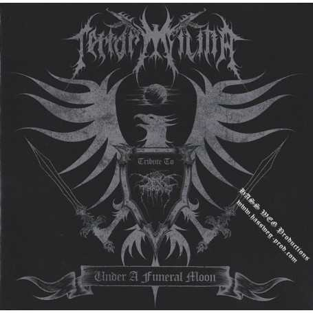 V/A - Tribute to Darkthrone - Under a Funeral Moon . CD