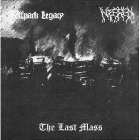 WOLFPACK LEGACY / INFEREN - The Last Mass