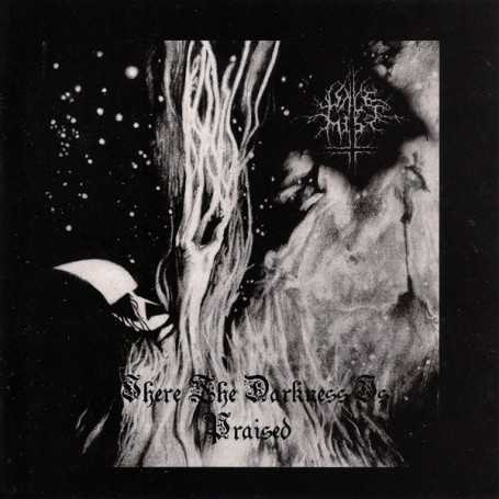 PALE MIST - Where The Darkness Is Praised . CD