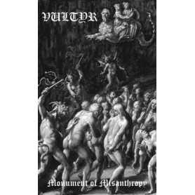 VULTYR - Monument Of Misanthropy
