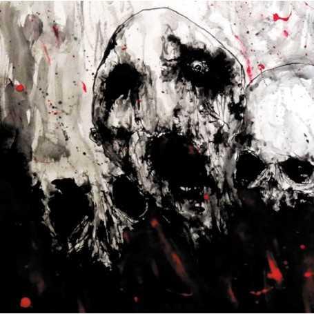 SACRIFICIA MORTUORUM / ORTHANC - Split S/T . CD