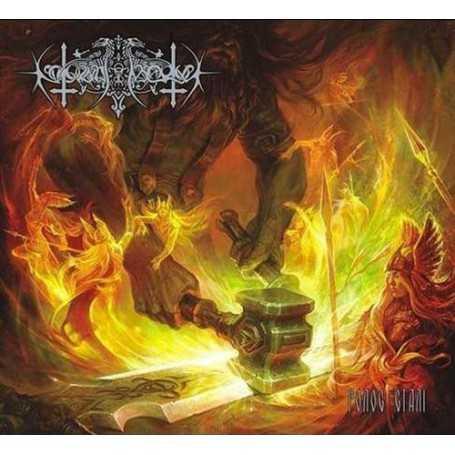NOKTURNAL MORTUM - Voice Of Steel