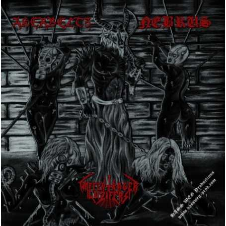 AKERBELTZ / WAFFENTRAGER LUZIFERS / NEBRUS - Split S/T . CD