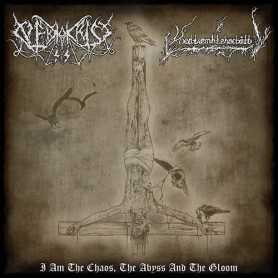 VÖEDTÆMHTËHACTÅTT / NEKROKRIST SS - I Am The Chaos, The Abyss and The Gloom