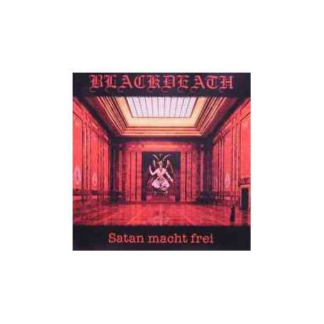 BLACKDEATH - Satan Macht Frei . CD