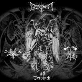 SERPENTINE CREATION / ORK / DEMONISM - Triptych