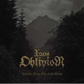 XAOS OBLIVION - Rituals From The Cold Grave . CD
