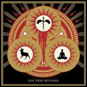 BLACK HATE - Los Tres Mundos . CD