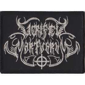 SACRIFICIA MORTUORUM - Logo . PATCH