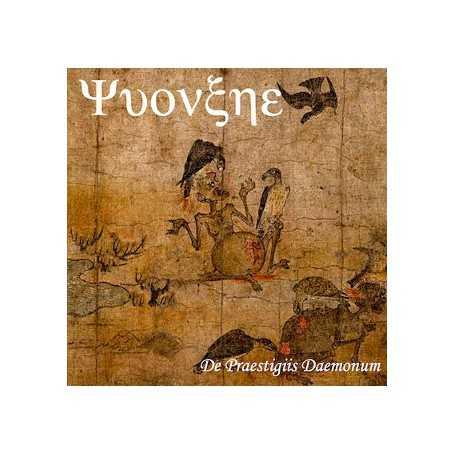 YVONXHE - De Praestigiis Daemonum . CD