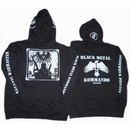 SATANIC WARMASTER - Black Metal Kommando