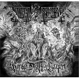 TEITANFYRE - Morbid Death's Sceptre . CD
