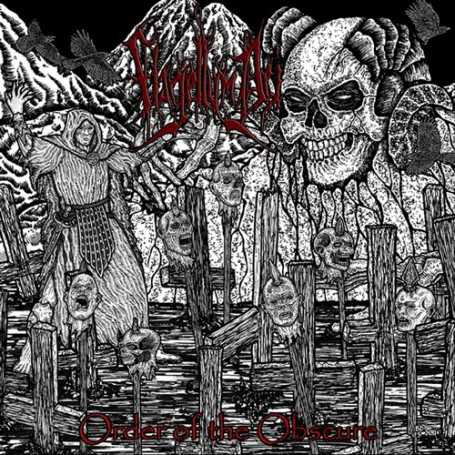 FLAGELLUM DEI - Order of the Obscure . CD