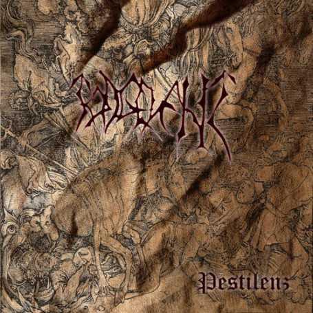 TODGEWEIHT - Pestilenz . CD