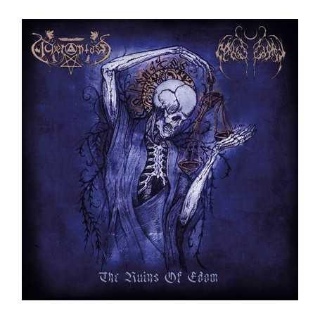 ACHERONTAS / NIGHTBRINGER - The Ruins of Edom