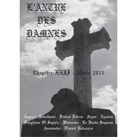 L'ANTRE DES DAMNES - Chapitre XXII