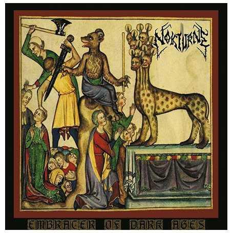 NOKTURNE - Embracer of Dark Ages . CD