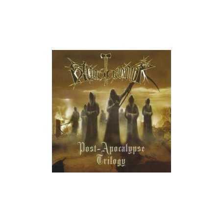 BLOODHAMMER - Post-Apocalypse Trilogy . CD