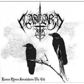 AASGARD - Raven's Hymns Foreshadows The End . CD