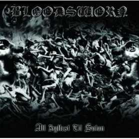 BLOODSWORN - All Hyllest Til Satan . CD