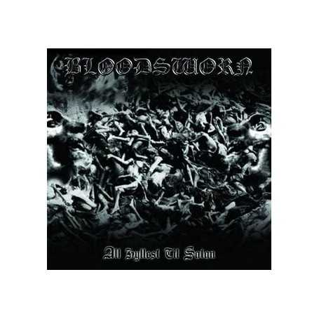 BLOODSWORN - All Hyllest Til Satan . CD
