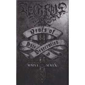 AEGRUS - Years of Hate and Desecration . MC
