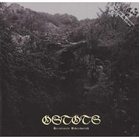 OSTOTS - Heriotzaren Bidezidorrak . CD