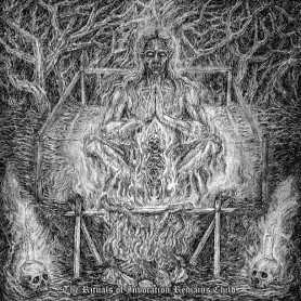 RELIGION MALEDICTION - The Rituals of Invocation Remains Child