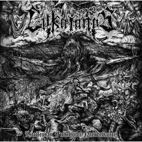 LYKAIONAS - Luciferian Fullmoon Necromancy