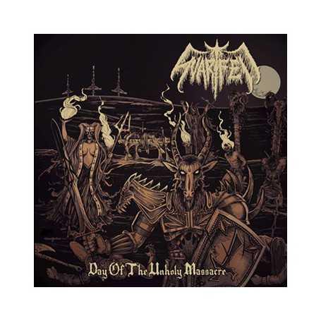 SVARTFELL - Day of the Unholy Massacre . CD