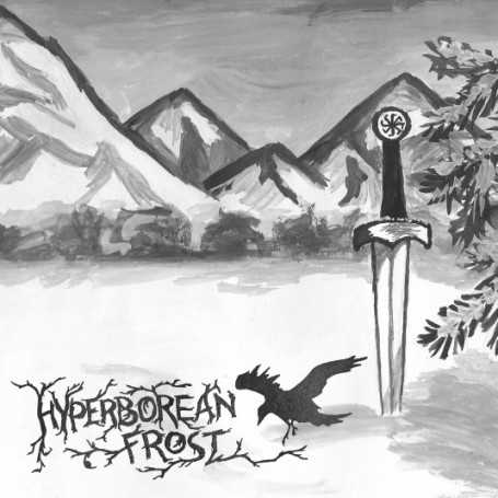 HYPERBOREAN FROST - Warriors of Eternally Cold Land . CD
