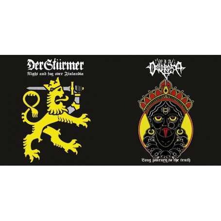 DER STÜRMER / VIA DOLOROSA - Split S/T