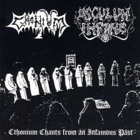 CTHONIUM / OSCULUM INFAME - Cthonium Chants From An Infamous Past