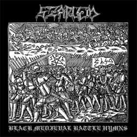 SZARLEM - Black Medieval Battle Hymns . LP