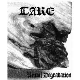 TARE - Ritual Degradation . CD+MC