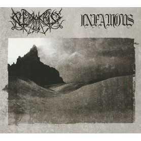 NEKROKRIST SS / INFAMOUS - Split S/T