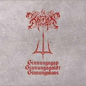 KRODA - Ginnungagap GinnungaGaldr GinnungaKaos
