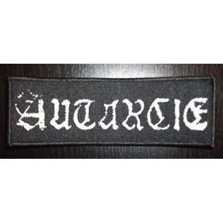 AUTARCIE - Logo Patch