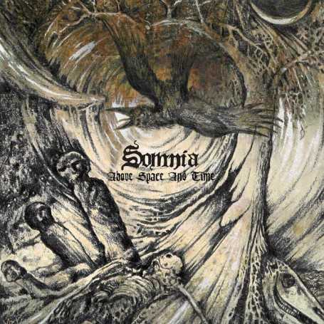 SOMNIA - Above Space and Time . CD