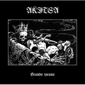 AKITSA - Grand Tyrans